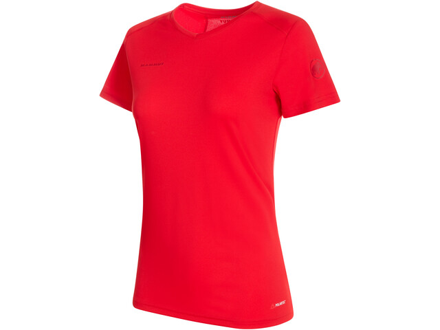 Mammut Sertig T-paita Naiset, ruby